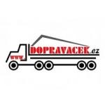 Nováček René - stěhování Dopraváček – logo společnosti