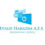 Harazim Evald- HARAZIM EVALD-A.E.S. – logo společnosti