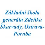 Základní škola generála Zdeňka Škarvady, Ostrava-Poruba, příspěvková organizace – logo společnosti