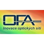 OFA s.r.o. - optické kabely – logo společnosti