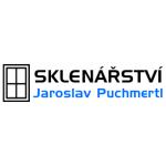Jaroslav Puchmertl - sklenářství – logo společnosti