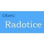 OBEC RADOTICE (Jindřichův Hradec) – logo společnosti