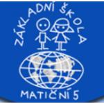Základní škola Ostrava, Matiční 5, příspěvková organizace – logo společnosti