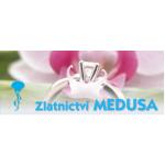 ZLATNICTVÍ MEDUSA – logo společnosti