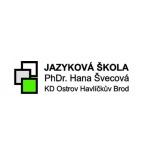 PhDr. Hana Švecová - JAZYKOVÁ ŠKOLA – logo společnosti