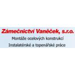Zámečnictví Vaněček s.r.o. - zámečnické, svářečské a montážní práce – logo společnosti