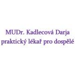 MUDr. Kadlecová Darja - praktický lékař pro dospělé – logo společnosti
