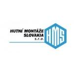 HUTNÍ MONTÁŽE SLOVAKIA s.r.o. – logo společnosti