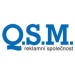 Q.S.M. spol. s r.o. – logo společnosti
