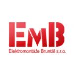 EmB - Elektromontáže Bruntál, s.r.o. – logo společnosti