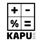 Vedení účetnictví a daňové evidence - KAPU s.r.o. – logo společnosti