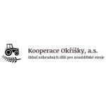 KOOPERACE Okříšky, sklad náhradních dílů Nová Ves, a.s. – logo společnosti