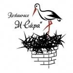 SKARAB, s.r.o.- Restaurace U čápa – logo společnosti