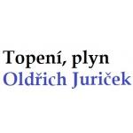 Juriček Oldřich- Topení, plyn – logo společnosti