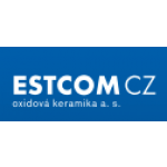 ESTCOM CZ - oxidová keramika a.s. – logo společnosti