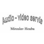 Miroslav Houba - Audio-video servis – logo společnosti