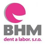 BHM dent a labor. s.r.o. – logo společnosti