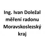 Ing. Ivan Doležal- měření radonu Moravskoslezský kraj – logo společnosti