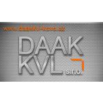 DAAKKVL s.r.o. – logo společnosti