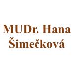 MUDr. Hana Šimečková – logo společnosti