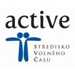 ACTIVE - středisko volného času – logo společnosti