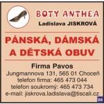 Ladislava Jiskrová - OBUV - prodej – logo společnosti