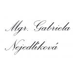 Mgr. Gabriela Nejedlíková – logo společnosti