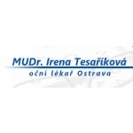 MUDr. Irena Tesaříková - oční ambulance – logo společnosti