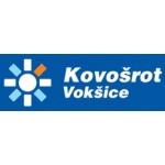 Kovošrot Vokšice s.r.o. – logo společnosti
