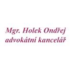 Mgr. Holek Ondřej, advokátní kancelář – logo společnosti