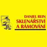 Rein Daniel- sklenářství – logo společnosti