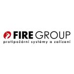 FIRE GROUP, s.r.o.- požární ochrana, bezpečnost práce – logo společnosti