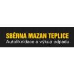 SBĚRNA MAZAN TEPLICE-autolikvidace a výkup odpadu – logo společnosti