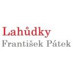 František Pátek- Lahůdky – logo společnosti