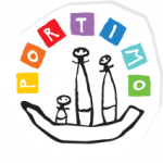 Portimo, o.p.s. – logo společnosti