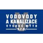 Vodovody a kanalizace Vysoké Mýto, s.r.o. – logo společnosti