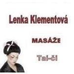 Klementová Lenka – logo společnosti