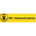 BEZPEČNOSTNÍ AGENTURA ARIS – logo společnosti