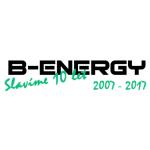 Blaster Services s.r.o.- B-ENERGY – logo společnosti