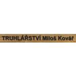 Kovář Miloš - Truhlářství, výroba kuchyní, vestavěných skříní, postelí a dalšího nábytku – logo společnosti