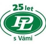 P&L, spol. s r.o. - Husqvarna Žďár nad Sázavou – logo společnosti