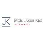Mgr. JAKUB KRČ, advokát – logo společnosti