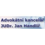 JUDr. JAN HANDLÍŘ- Advokátní kancelář – logo společnosti