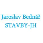 Jaroslav Bednář- STAVBY-JH – logo společnosti