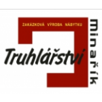 TRUHLÁŘSTVÍ-MINAŘÍK-KADAŇ – logo společnosti