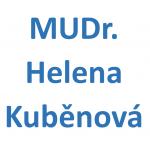 MUDr. Helena Kuběnová – logo společnosti