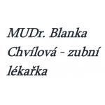 MUDr. Blanka Chvílová - zubní lékařka – logo společnosti