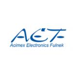 AEF ACIMEX ELECTRONICS FULNEK, s.r.o. – logo společnosti