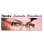 Ludmila Slavíková (Optika Slavíková) – logo společnosti
