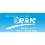 Jiřina Gabrielová- Cestovní agentura ORBIS – logo společnosti